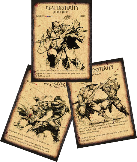 Dexterity Cards -  Tercio Creativo