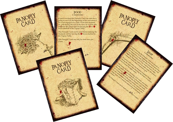 Panoply Cards -  Tercio Creativo